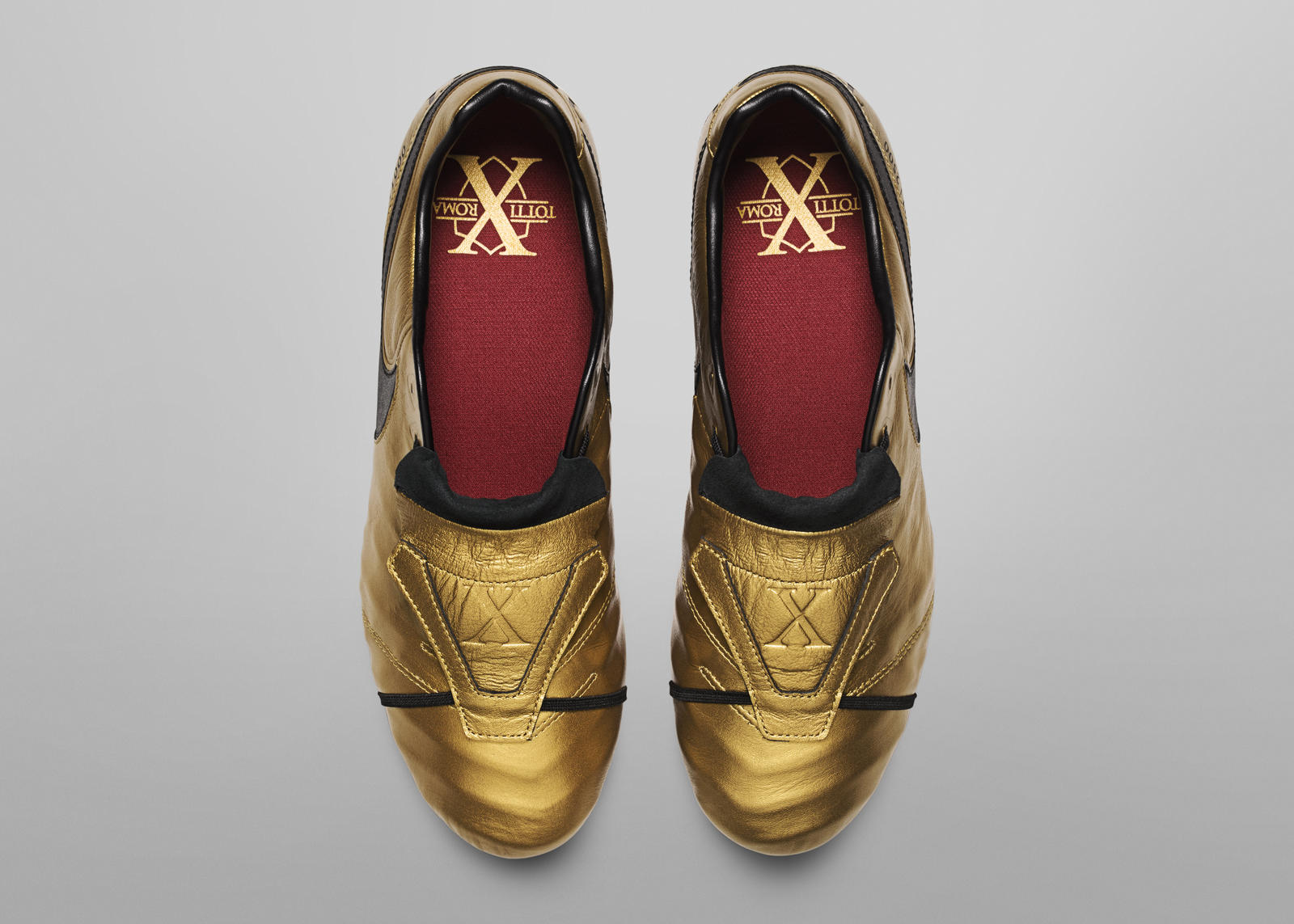 a30ec414e7bc Limited Edition Tiempo Totti x Roma Boots Celebrate Totti's Remarkable 25  Year Career 8