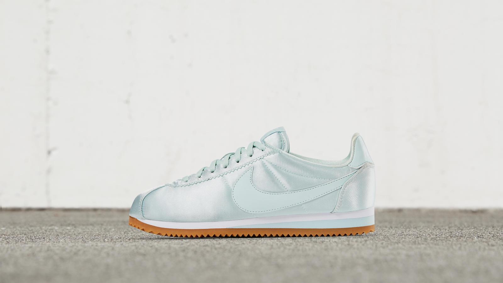 Nike Classic Cortez Satin - Nike News