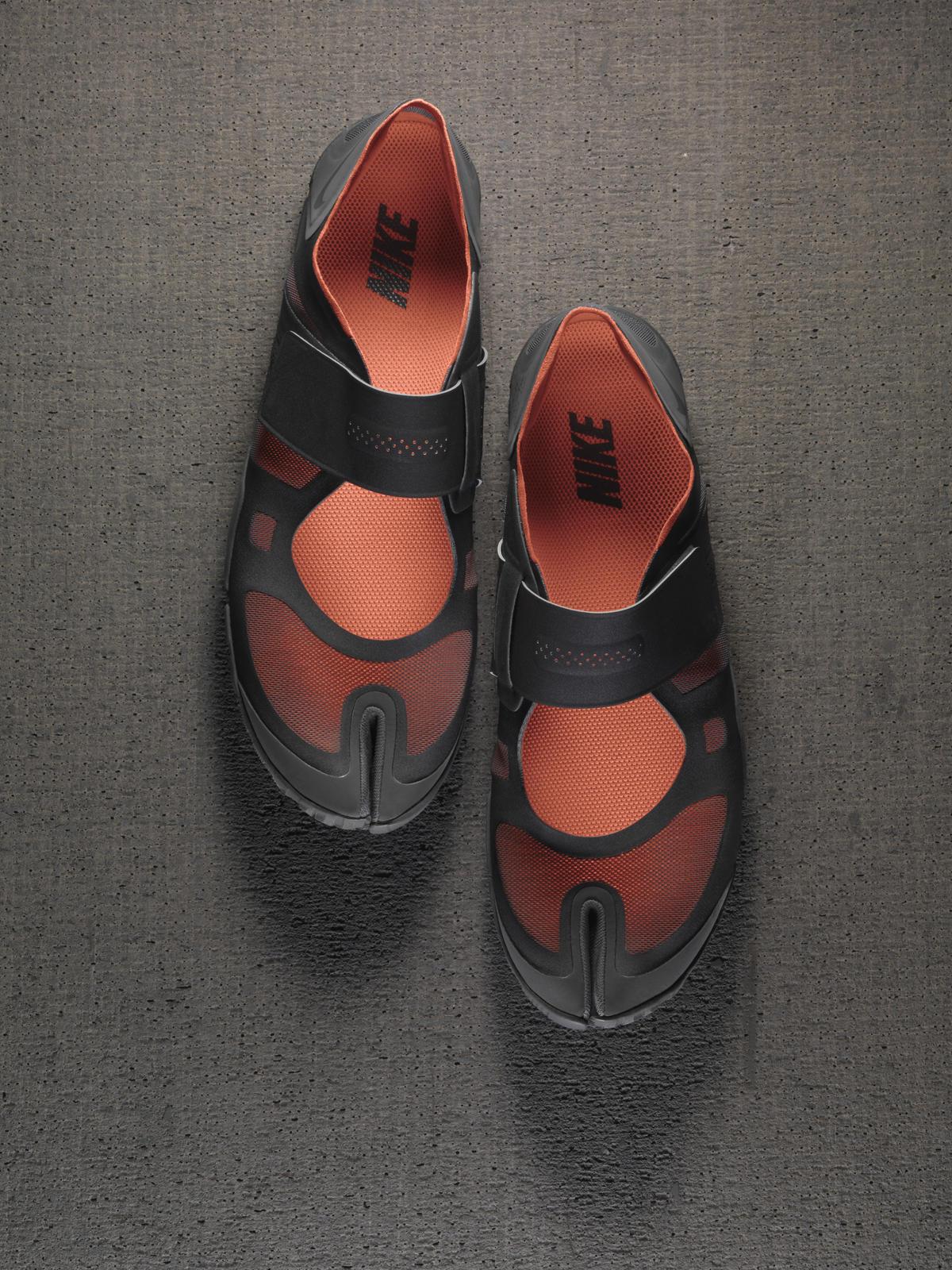 nike barefoot shoes