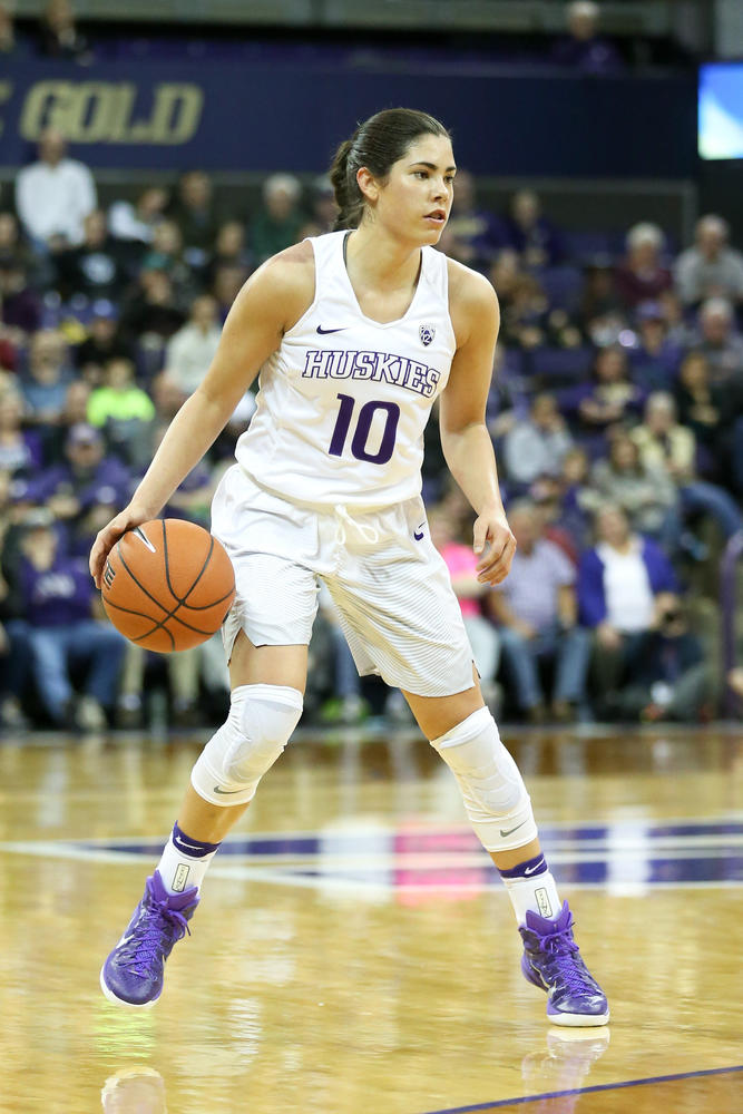 Basketball Phenom Kelsey Plum Signs with Nike