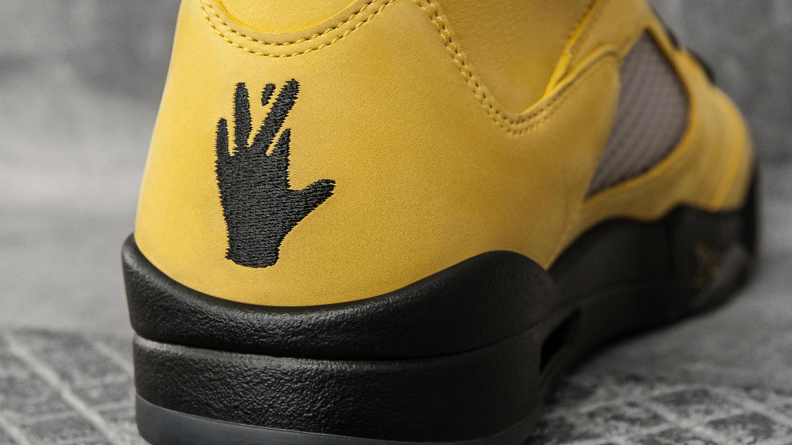 """Jordan V """"Fab Five"""" 4"""