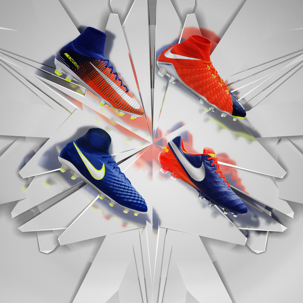 Nike Football Time To Shine Football Pack