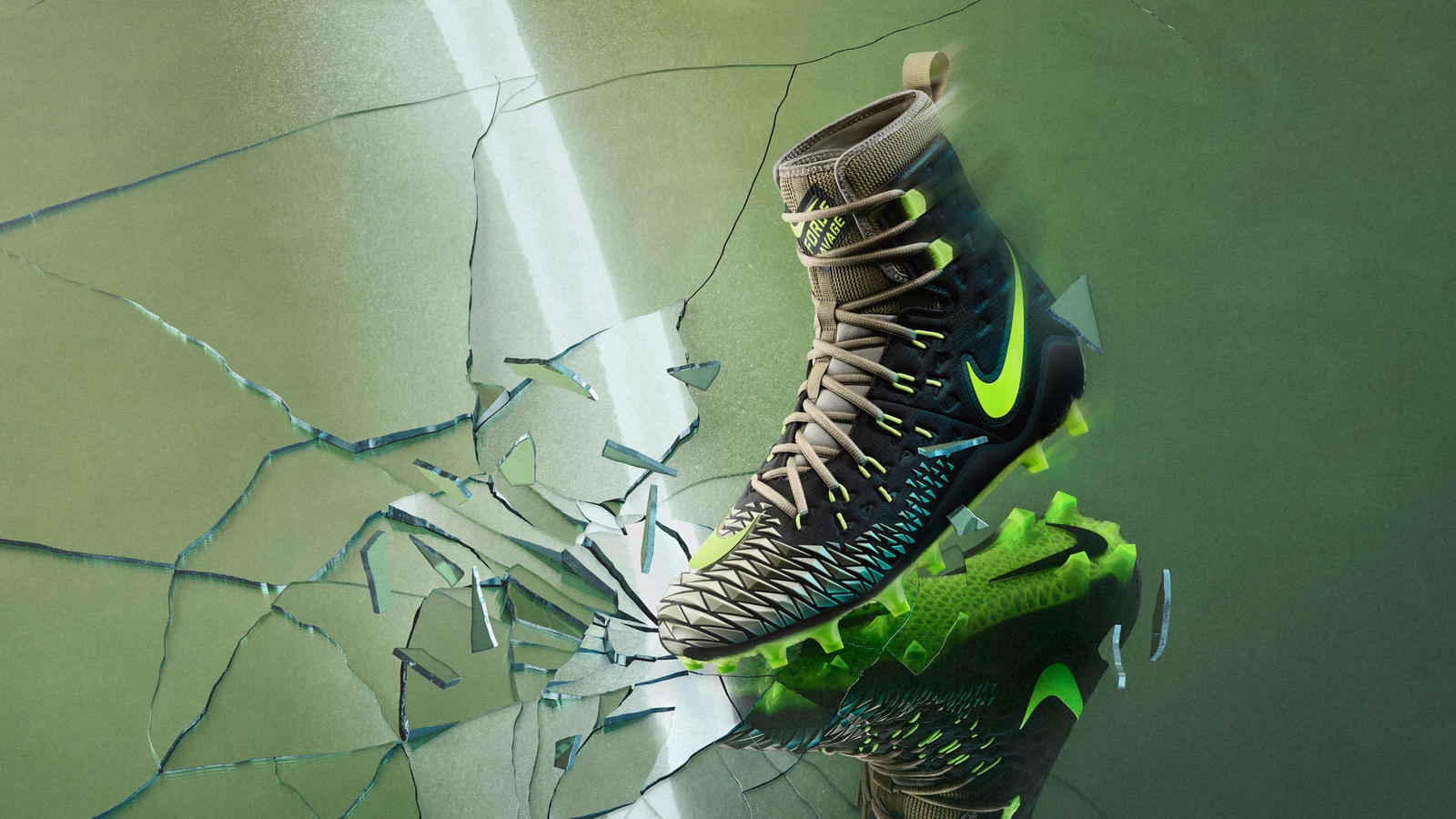 Nike's Latest Football Cleat Breaks the Mold  10
