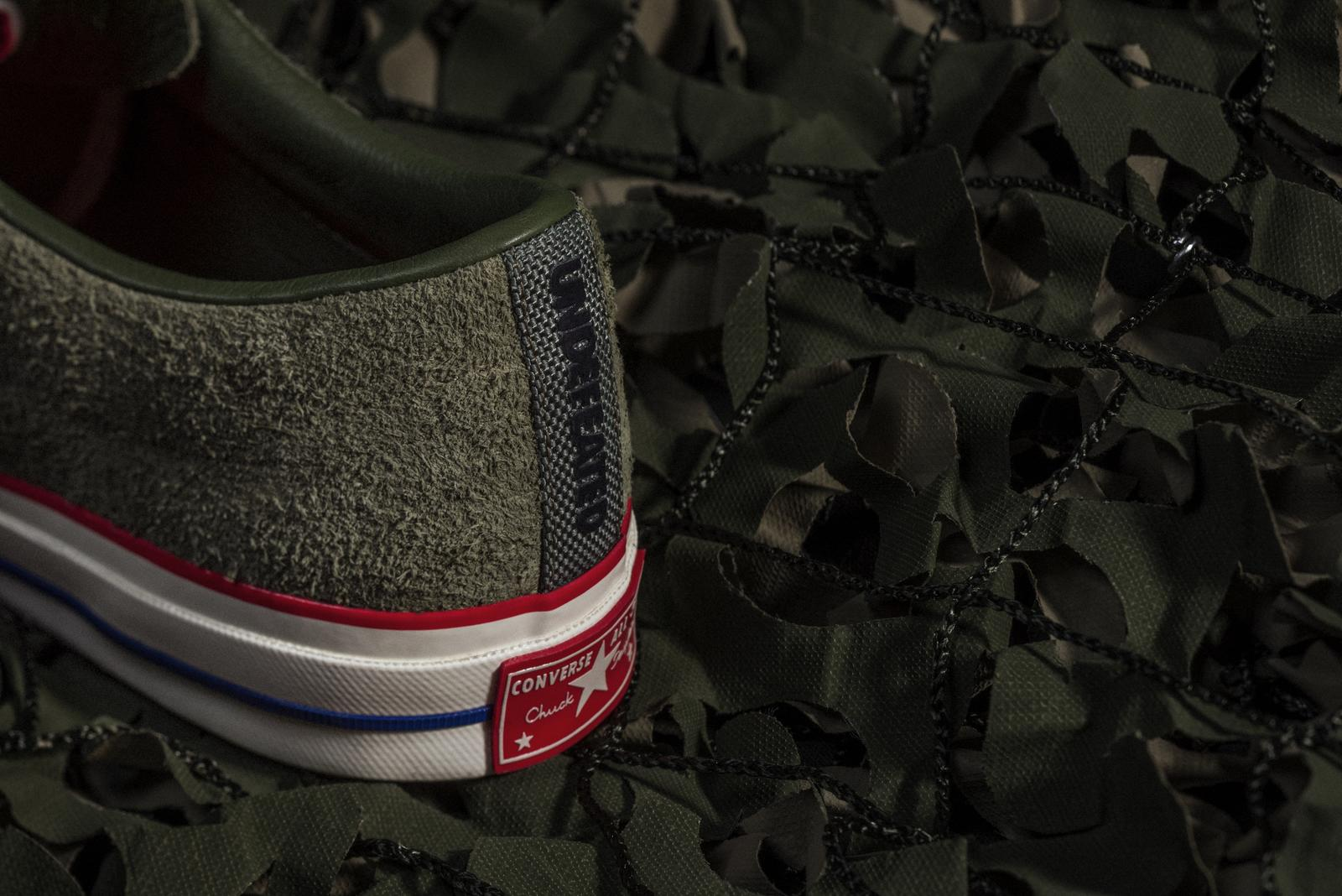 Converse and Undefeated Reunite on the