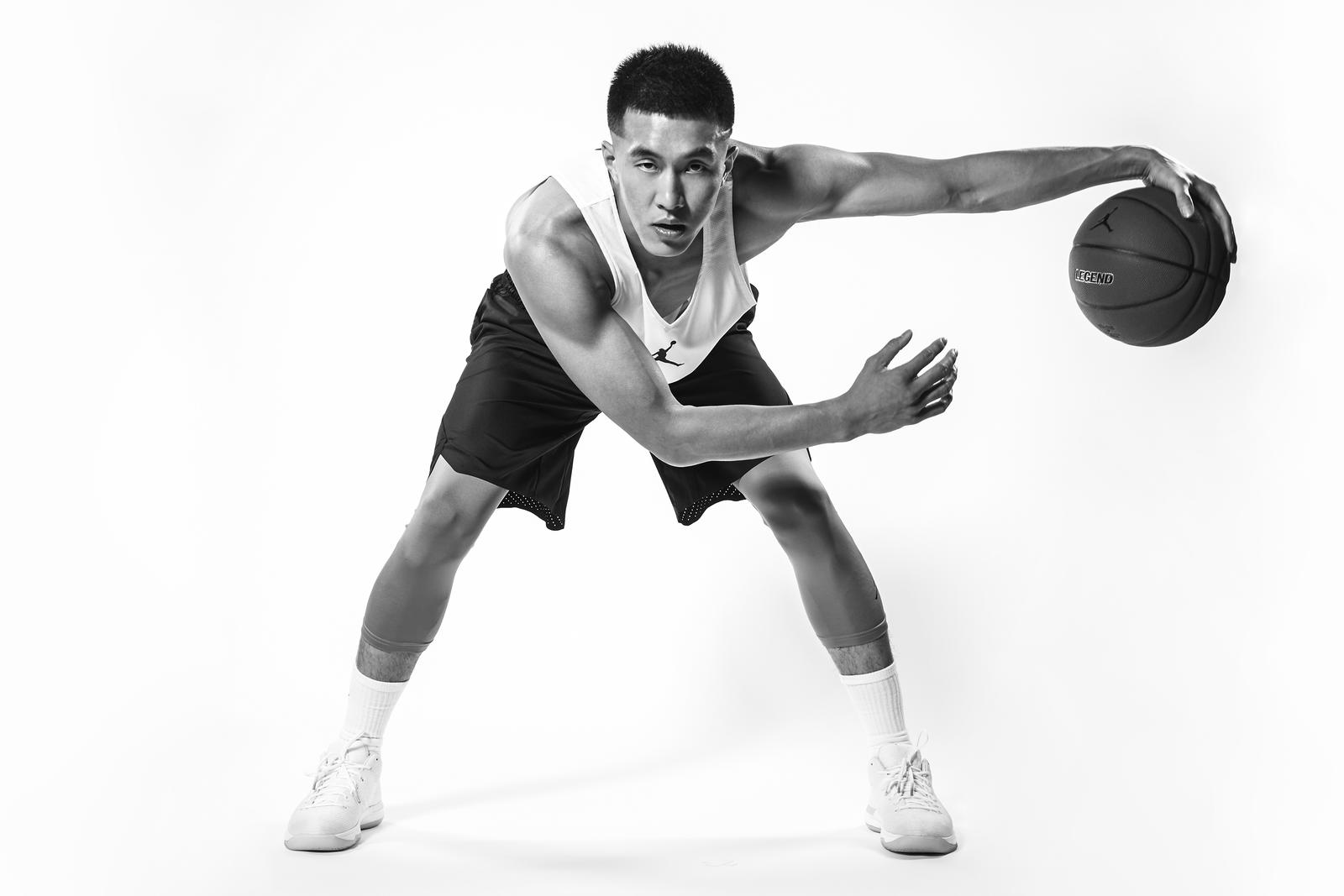 f0e3742bba9f Jordan Brand Welcomes Chinese Basketball Star Guo Ailun to the Family 1