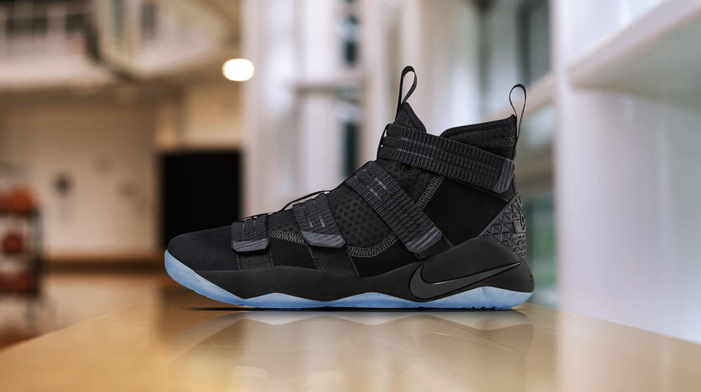 "Nike Zoom LeBron Soldier 11 ""Prototype"""