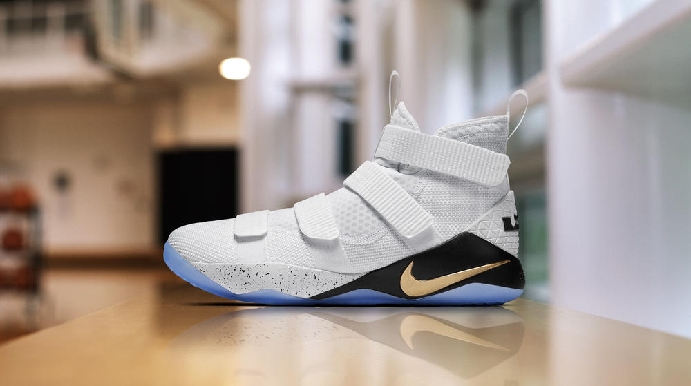 "Nike Zoom LeBron Soldier 11 ""Court General"""
