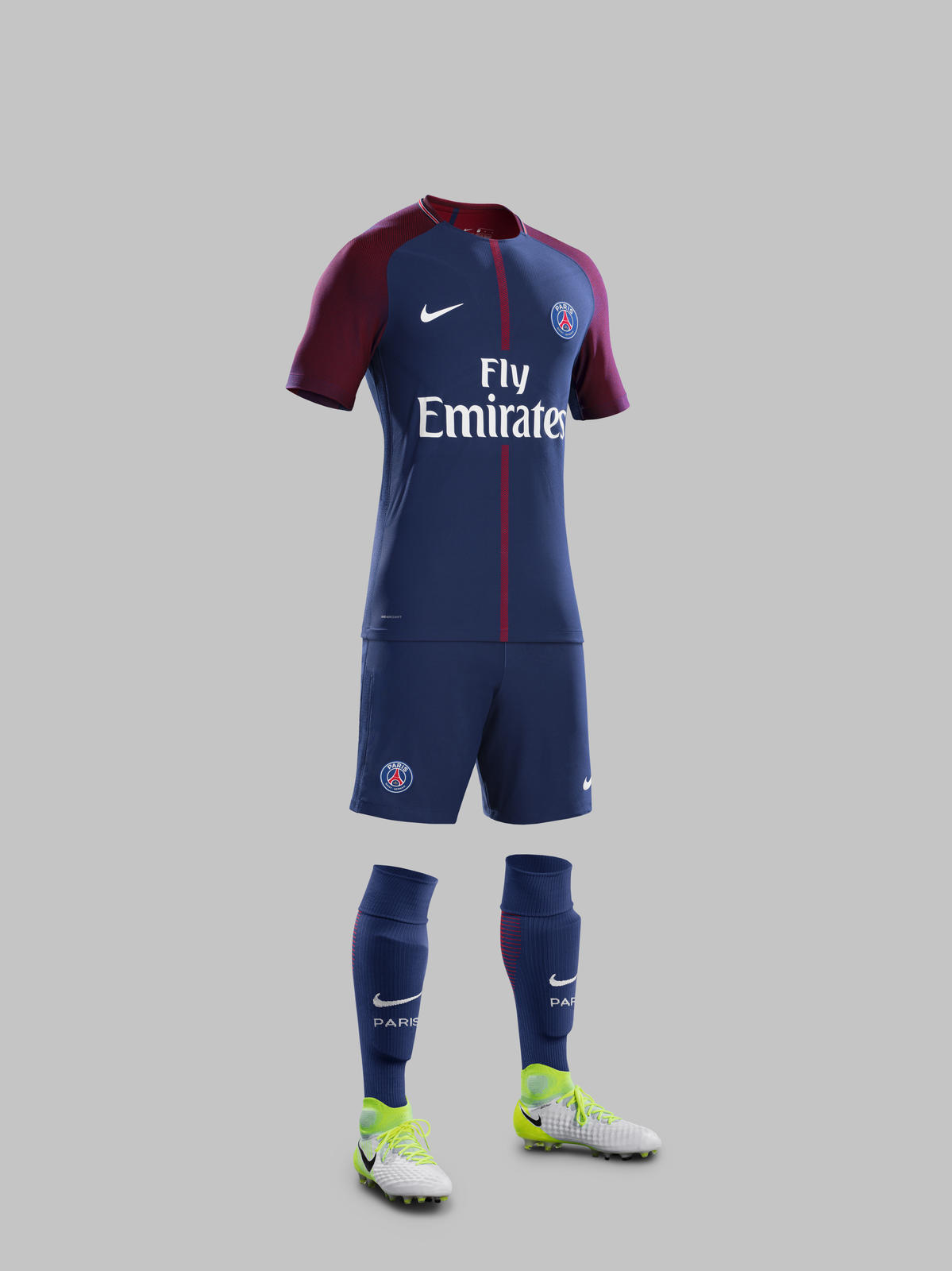 PSG Home Kit 2017 18