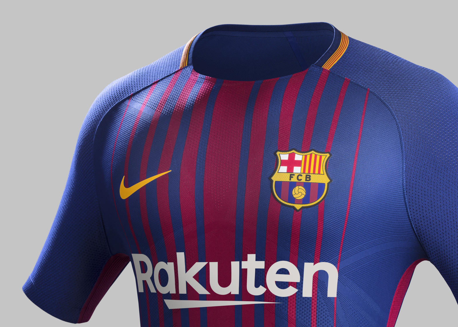 fc barcelona home kit 2017 18