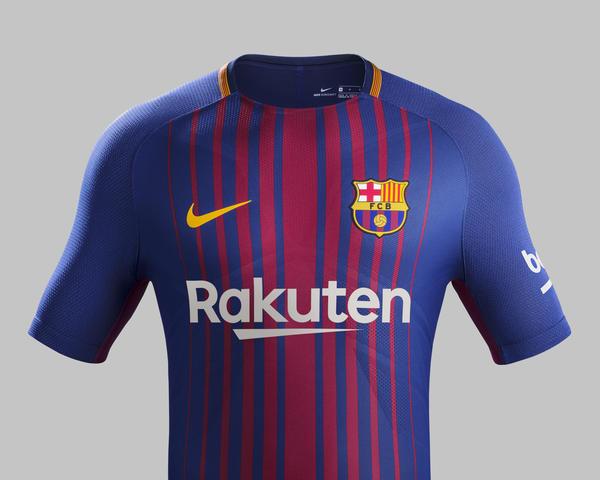 69028ce397e 2015 2016 barcelona soccer uniform jersey short sleeves home leaked ...