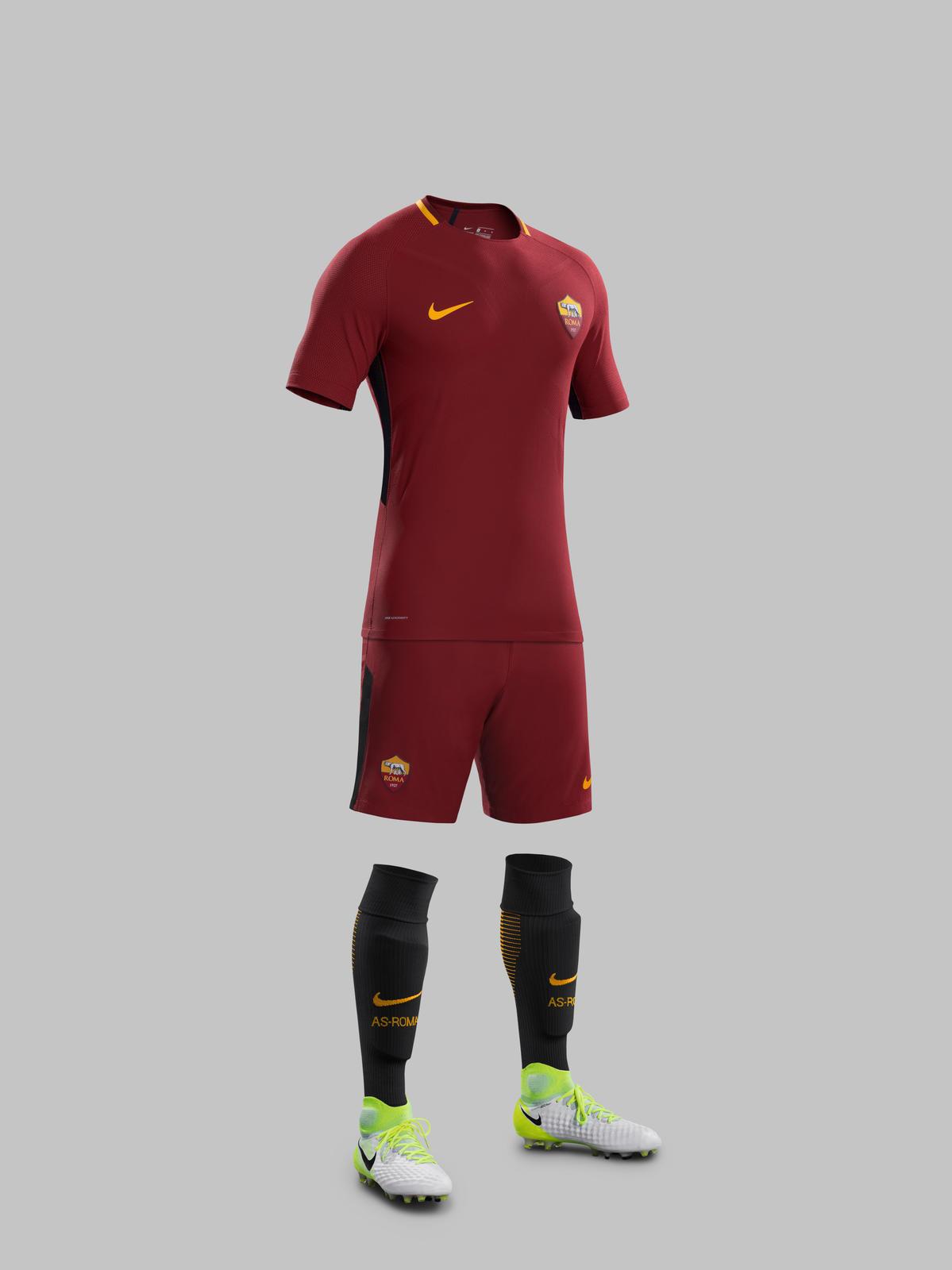 AS Roma Home Kit 2017-18