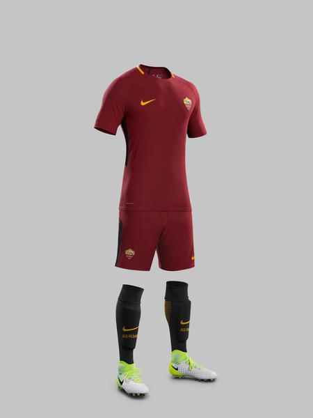 AS Roma Home Kit 2017-18 - Nike News