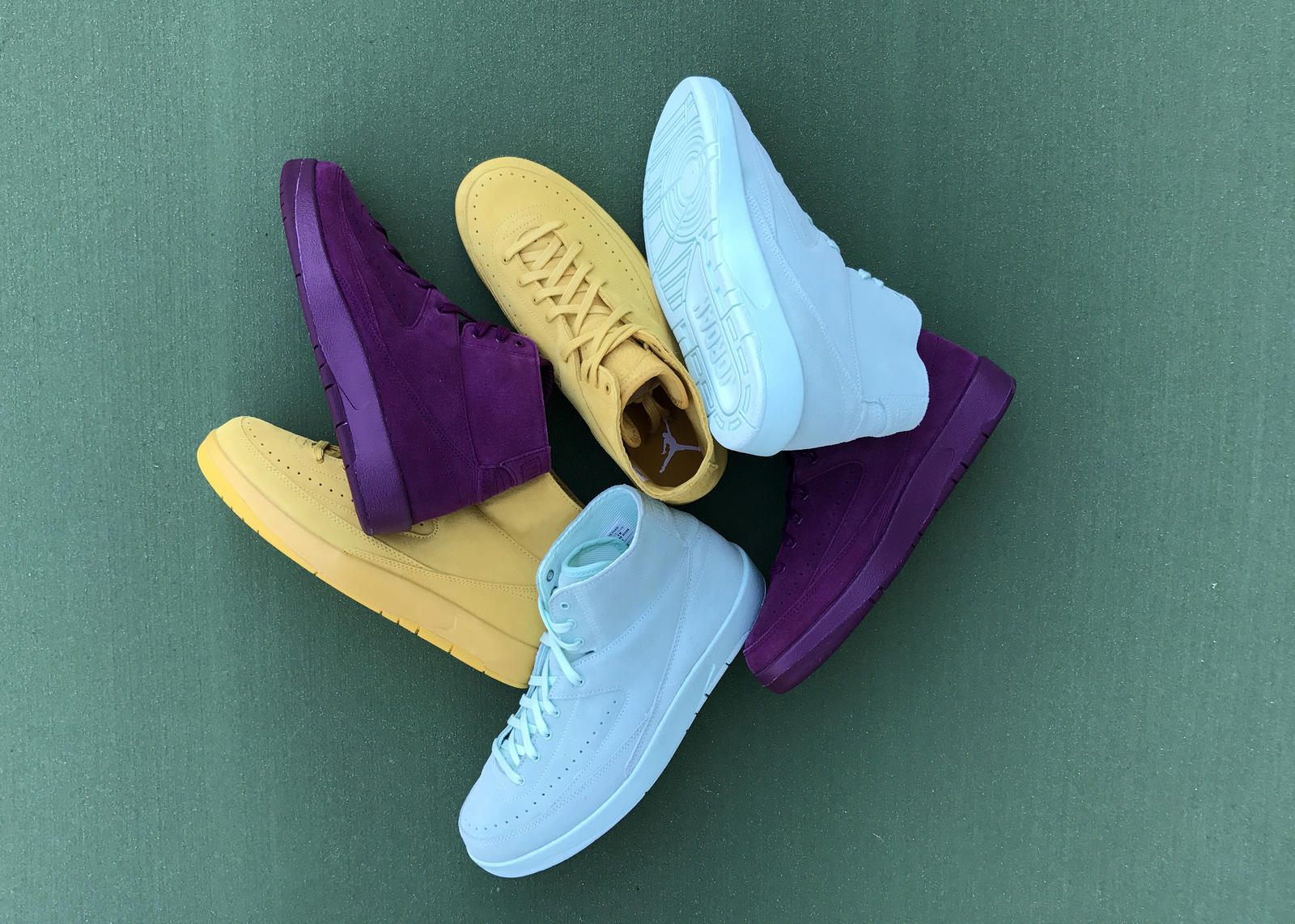 2d3adaf637f5 Air Jordan II Decon  The First Luxury Basketball Sneaker Gets Deconstructed  9