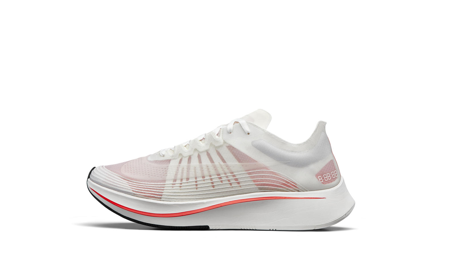 In celebration of Breaking2, Nikes innovation project to break the  two-hour marathon barrier, Nike will release the NikeLab Zoom Fly SP — a  model capturing ...