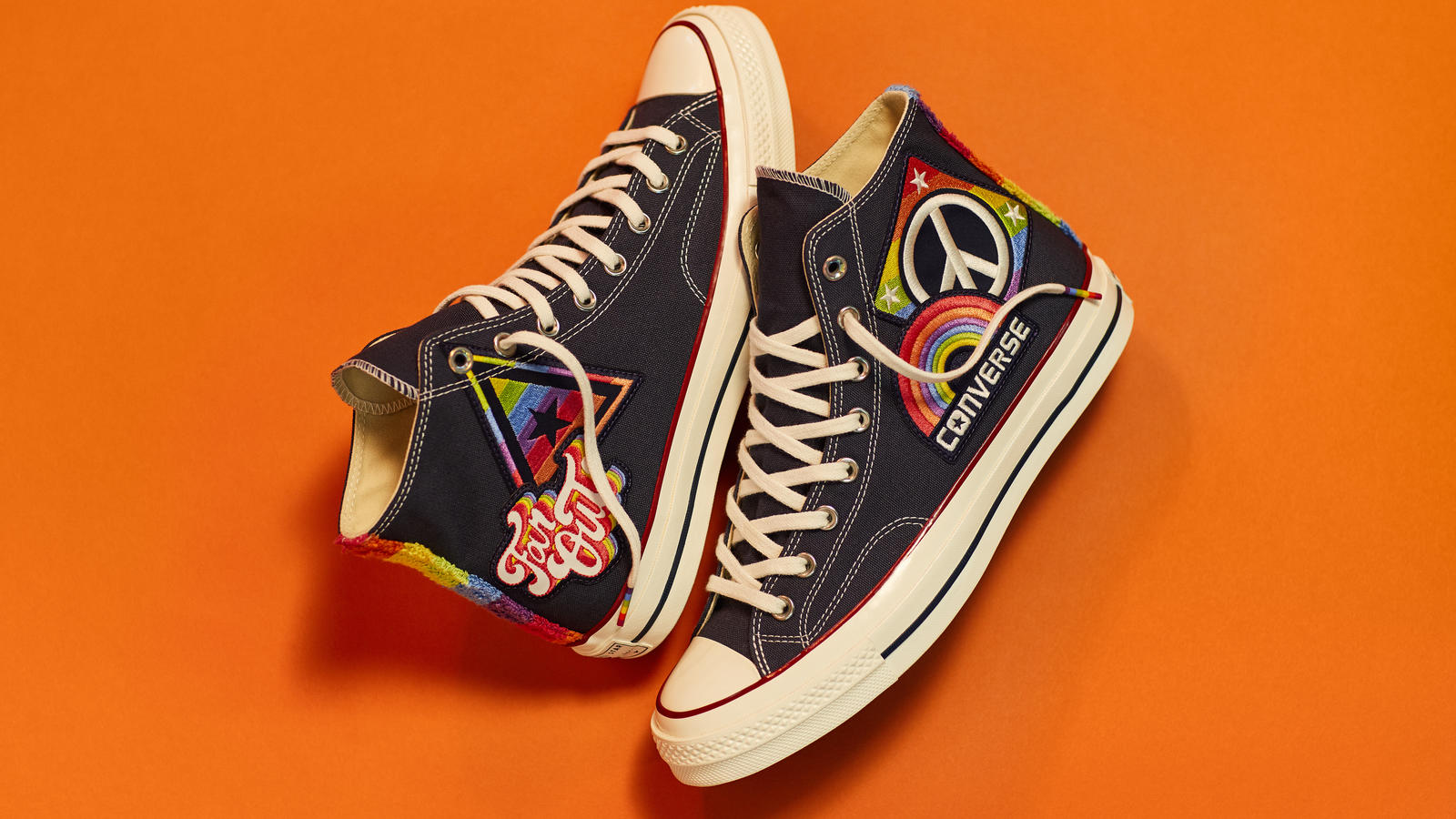 Converse Unveils the Converse Pride Collection 1