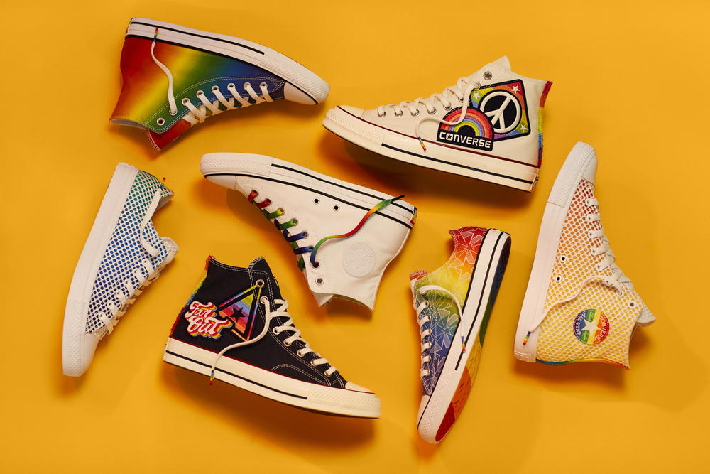 The Converse Pride Collection