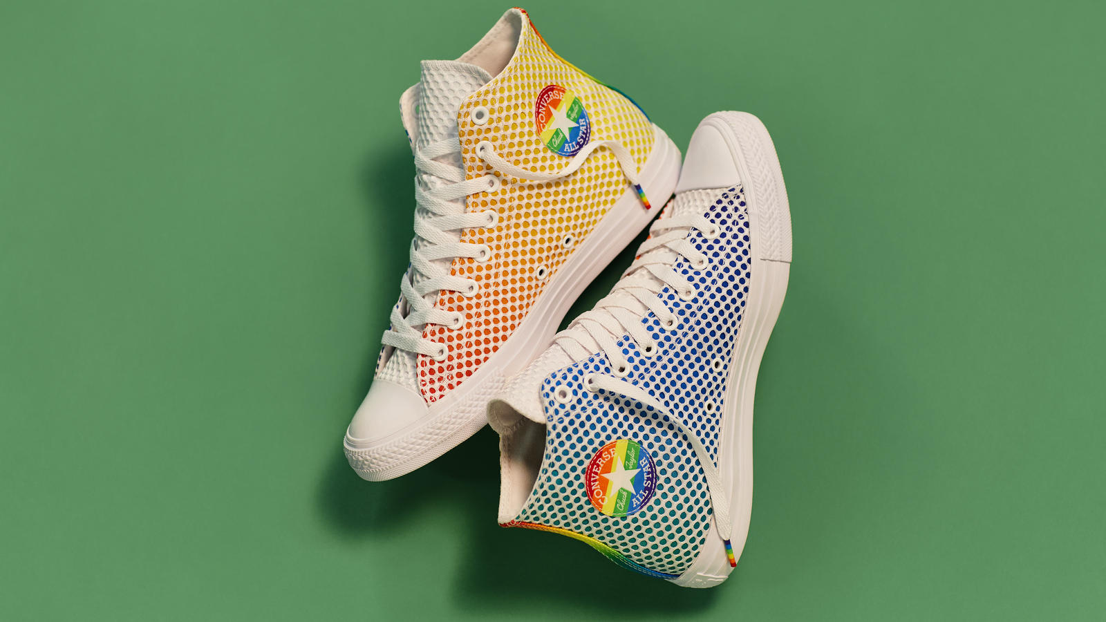 Converse Unveils the Converse Pride Collection 5