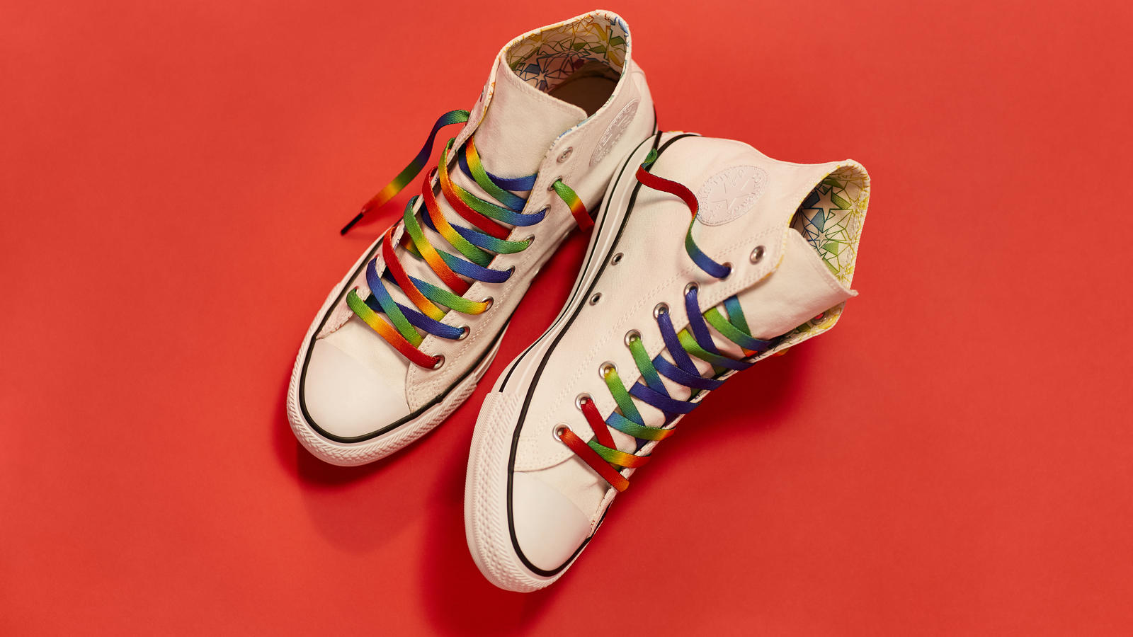 Converse Unveils the Converse Pride Collection 7