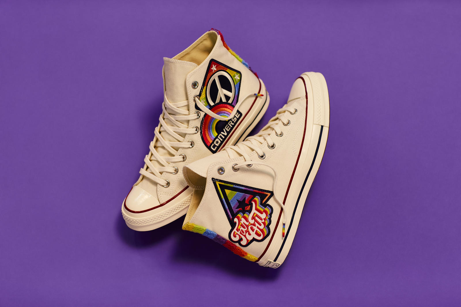 Converse Unveils the Converse Pride Collection 9