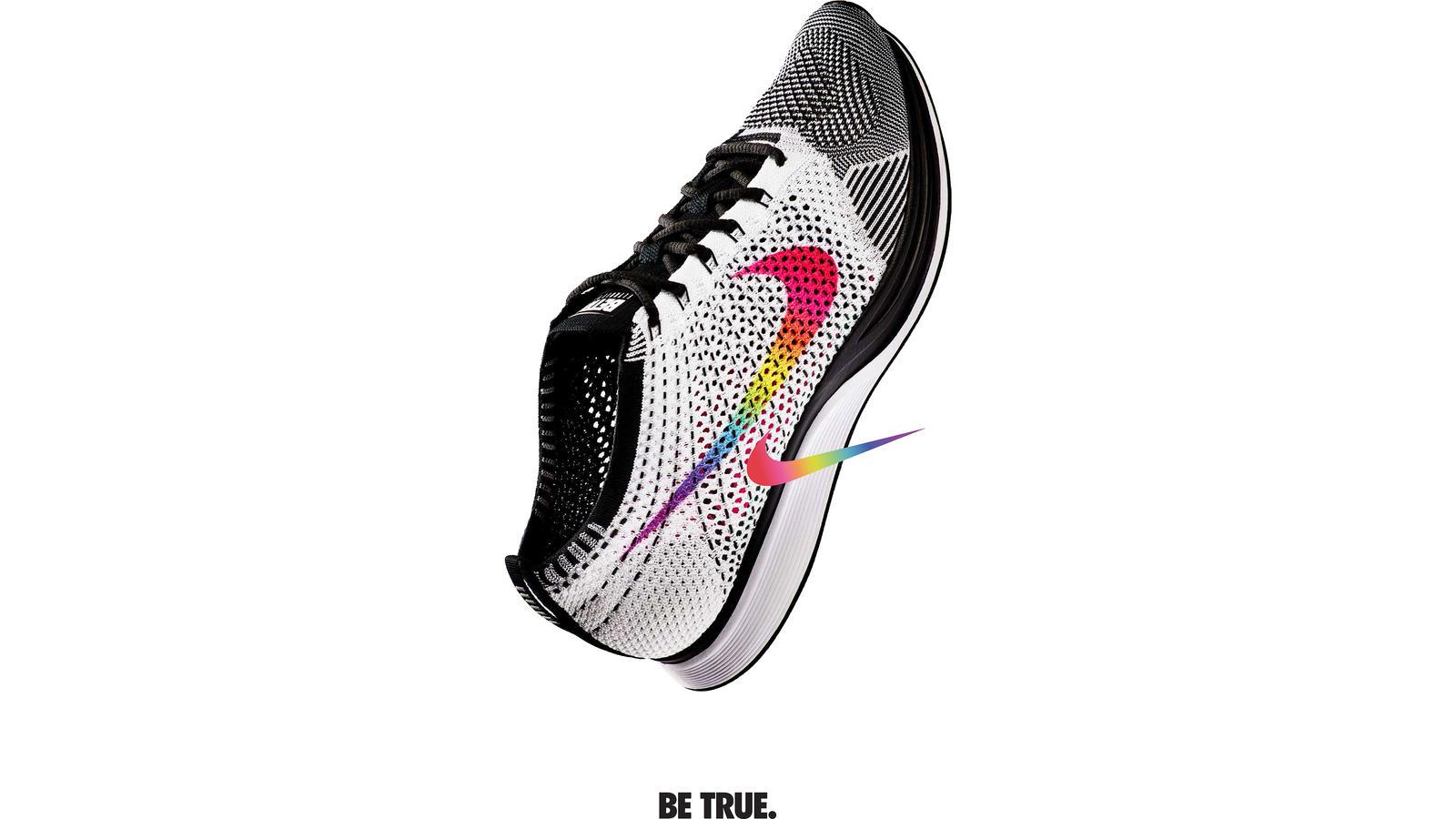 8bf1f114e15f Nike Flyknit Racer BETRUE