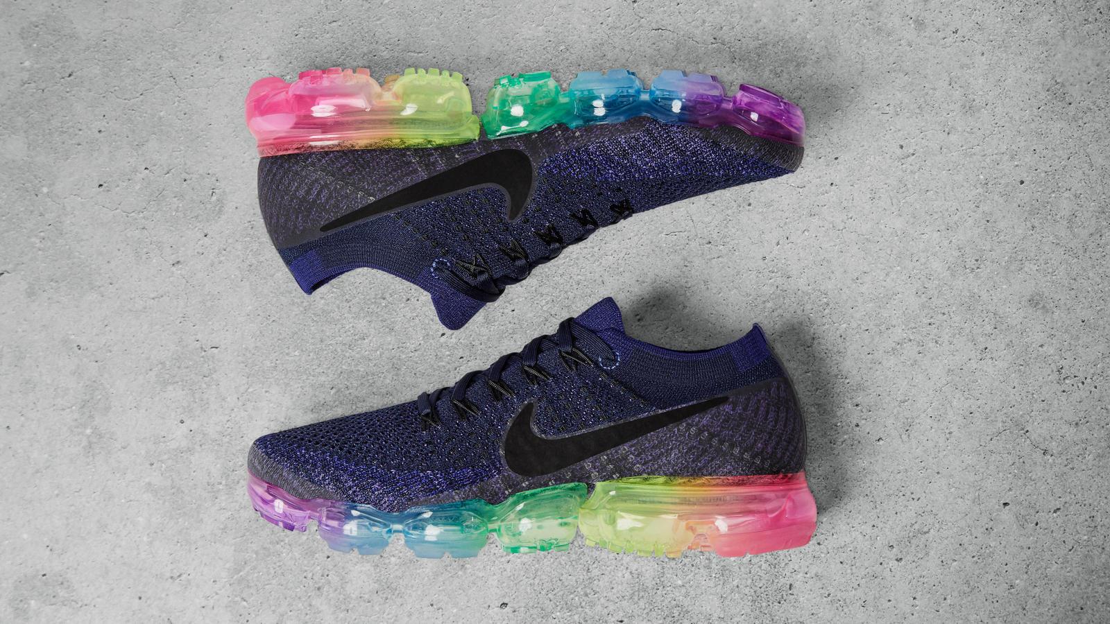 buy popular f1f31 41868 NikeLab Air VaporMax Flyknit BETRUE - Nike News