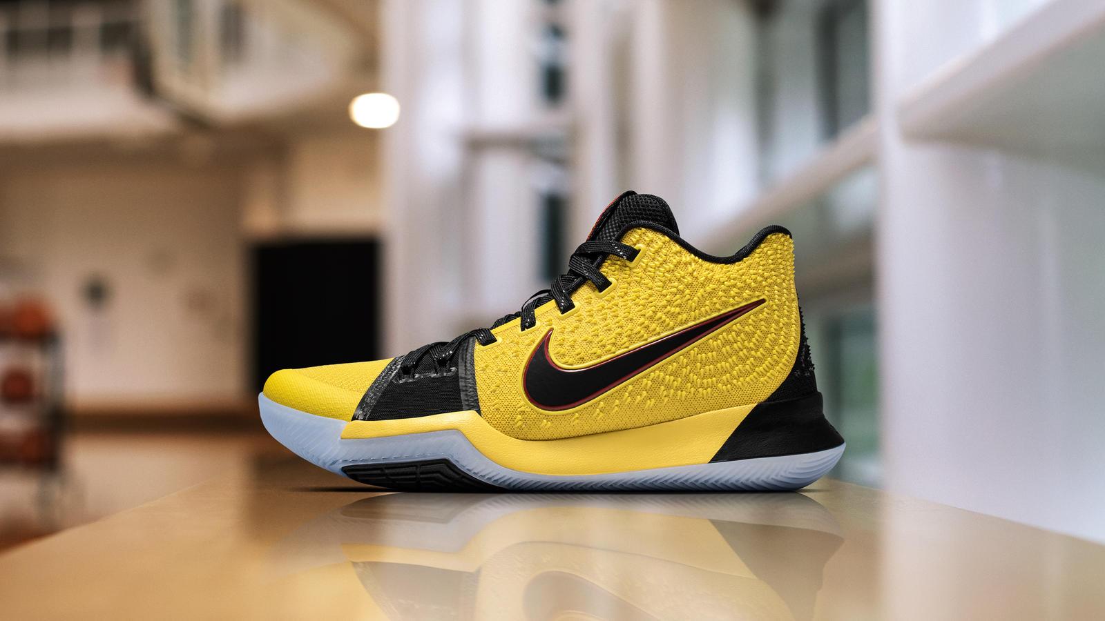 new products 6c69b b3ad1 KYRIE 3 PE - Nike News