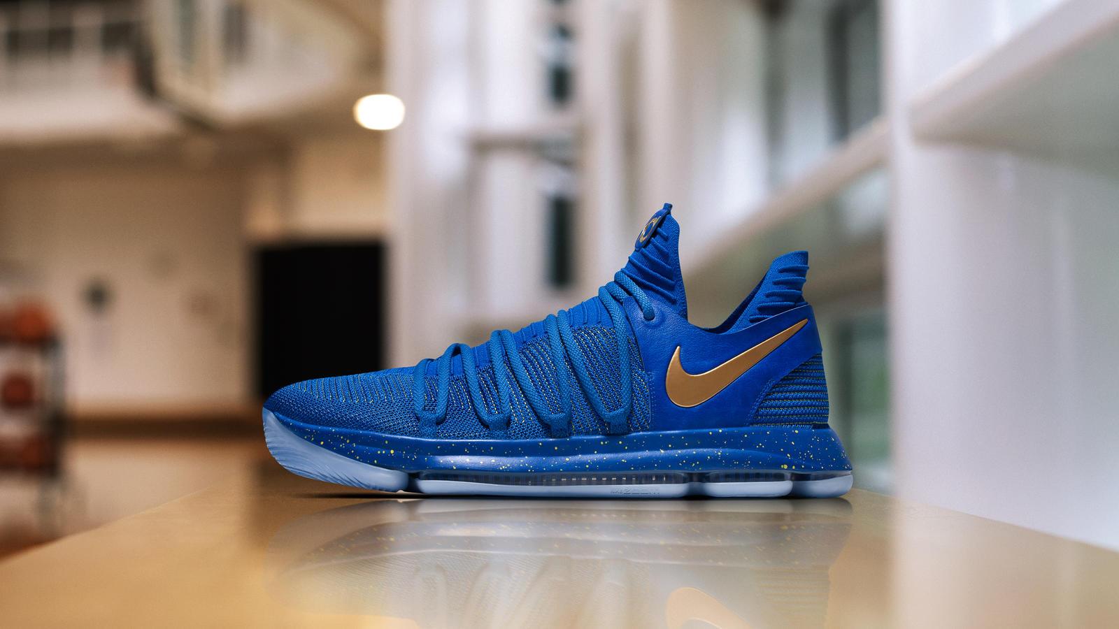 new styles 67dd3 95a9e Nike Zoom KD10 PE - Nike News