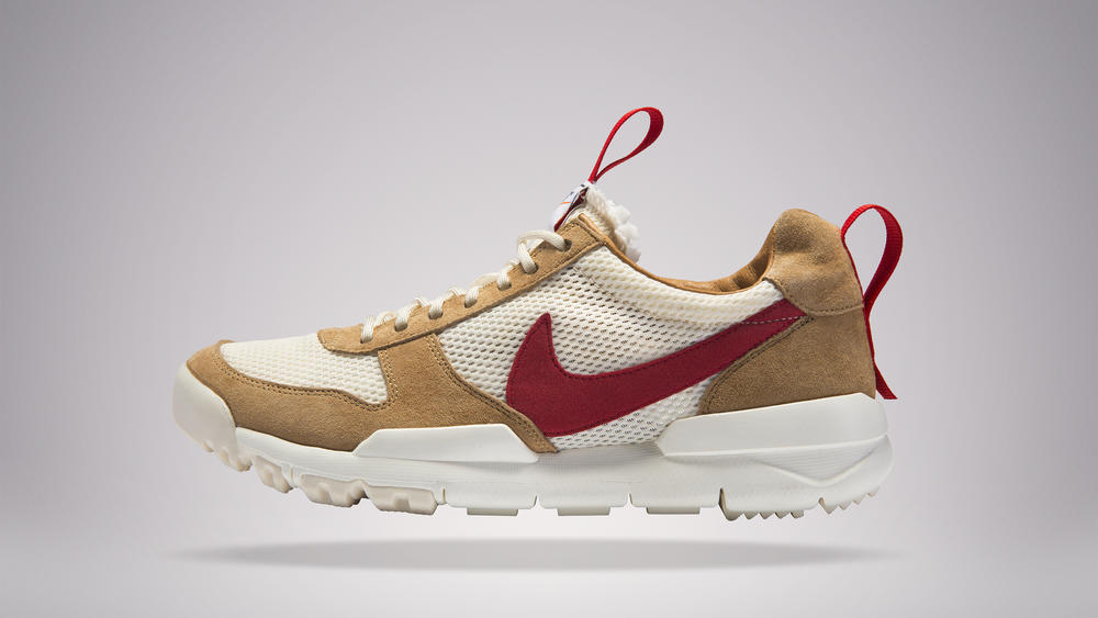 Nike and Tom Sachs Introduce the NikeCraft Mars Yard 2.0