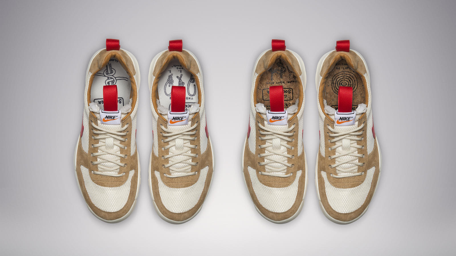 Nike and Tom Sachs' Introduce the NikeLab Mars Yard 2.0 10