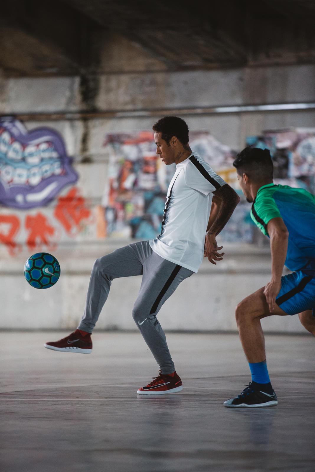 Nike Presents the Neymar Jr Mixtape, a Soundtrack for