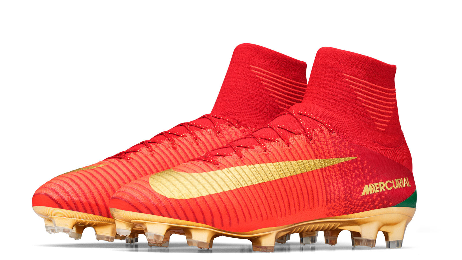 673a1eefcd8 Special Portugal Boots for Cristiano Ronaldo  CR7 Mercurial Campeões ...