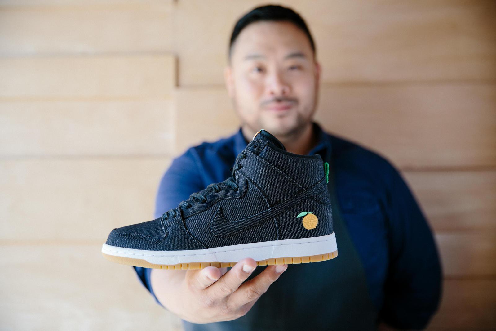"the best attitude 21a9c 44fa0 Nike SB Dunk High Pro ""Momofuku"" - Nike News"
