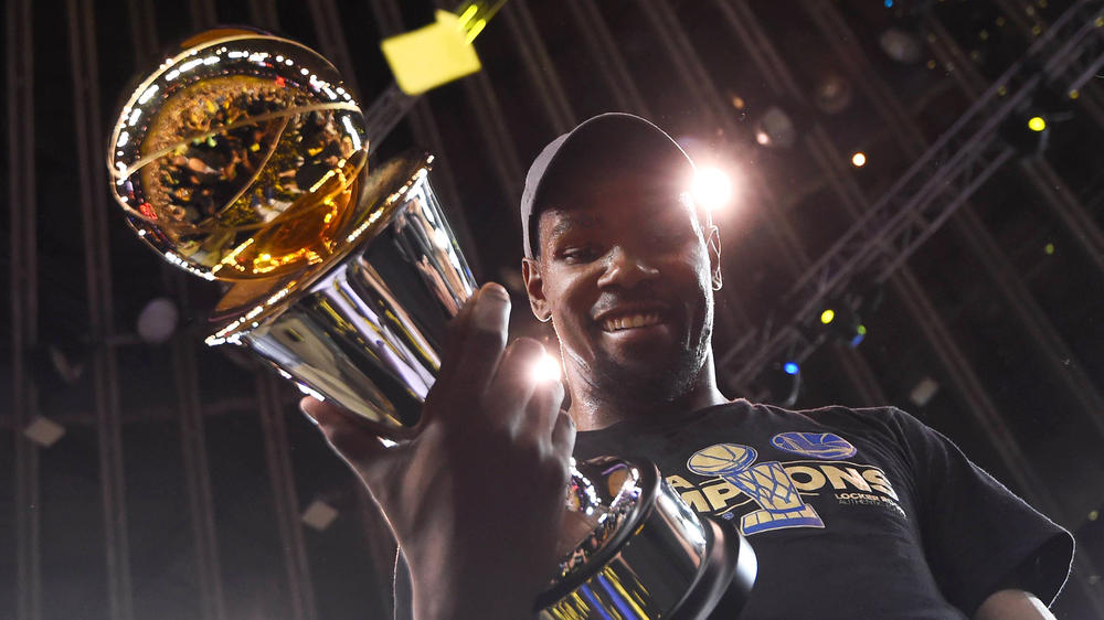 Kevin Durant: The Making of a Champion