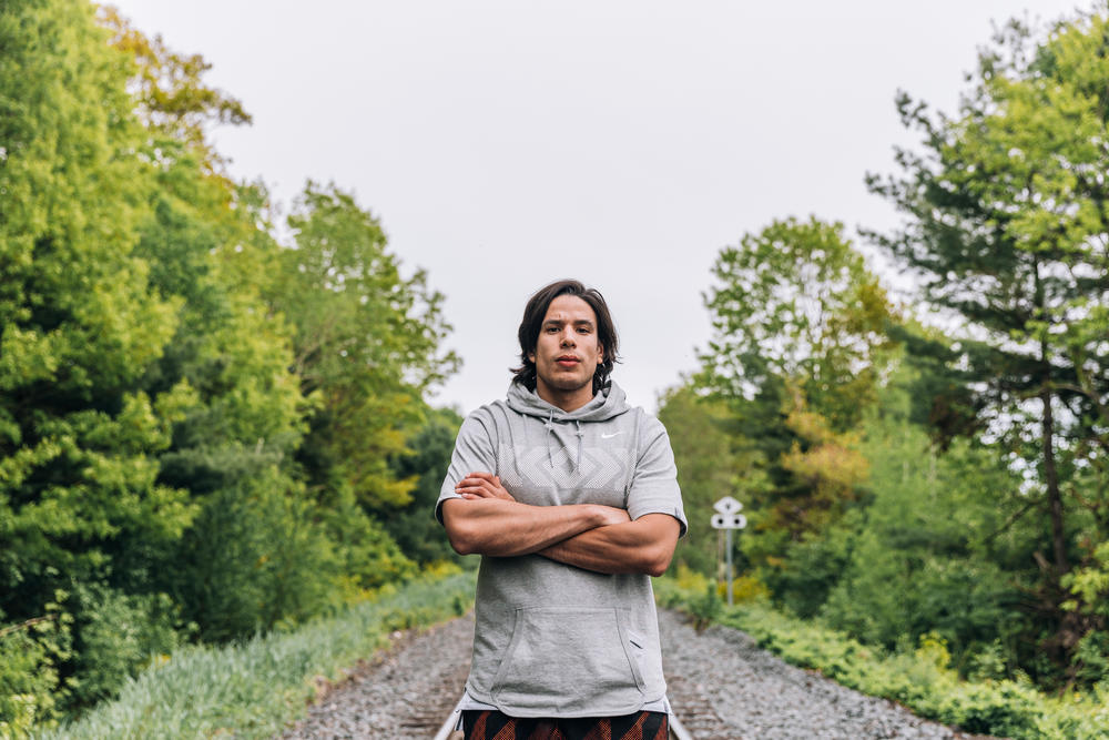 Canadian Hockey Star Jordan Nolan Inspires New Nike N7 Collection