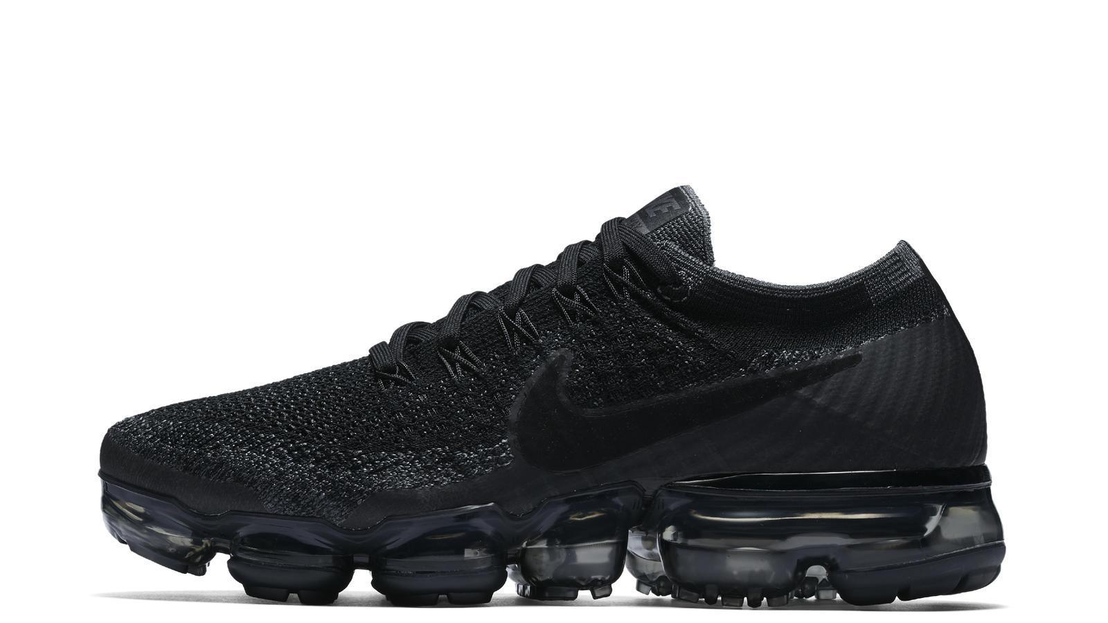 Nike Air VaporMax Flyknit (Triple Black)