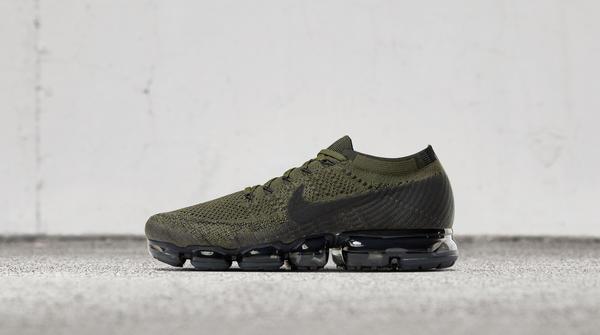 Green Nike Vapormax