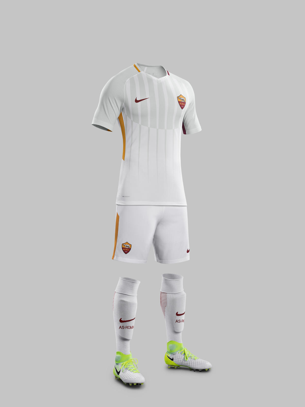 AS ROMA HOME KIT 2017-18  1