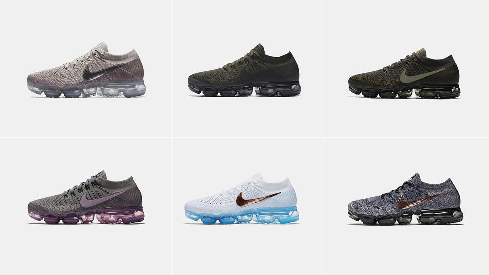 48aef48d367 Nike News - Vapormax Design News