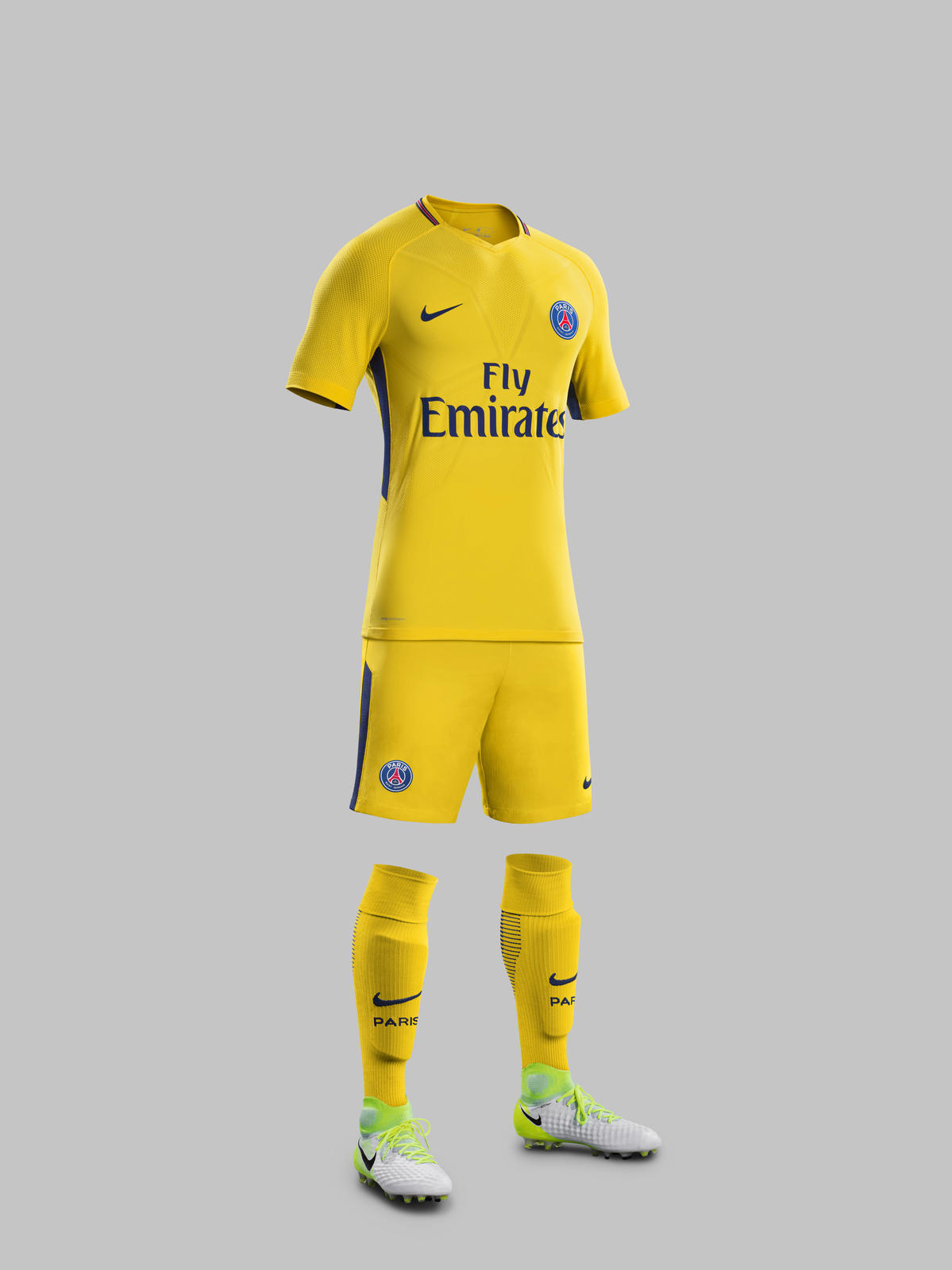 Paris Saint Germain Away Kit 2017-2018 - Nike News f2a187cd158f6