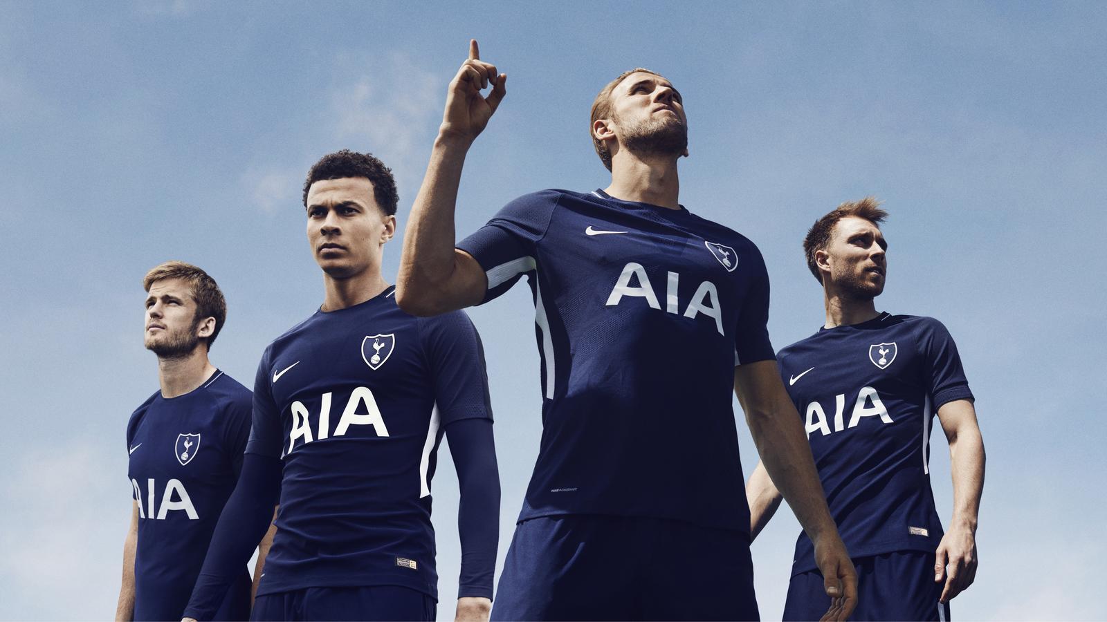 Seconda Maglia Tottenham Hotspur Eric Dier