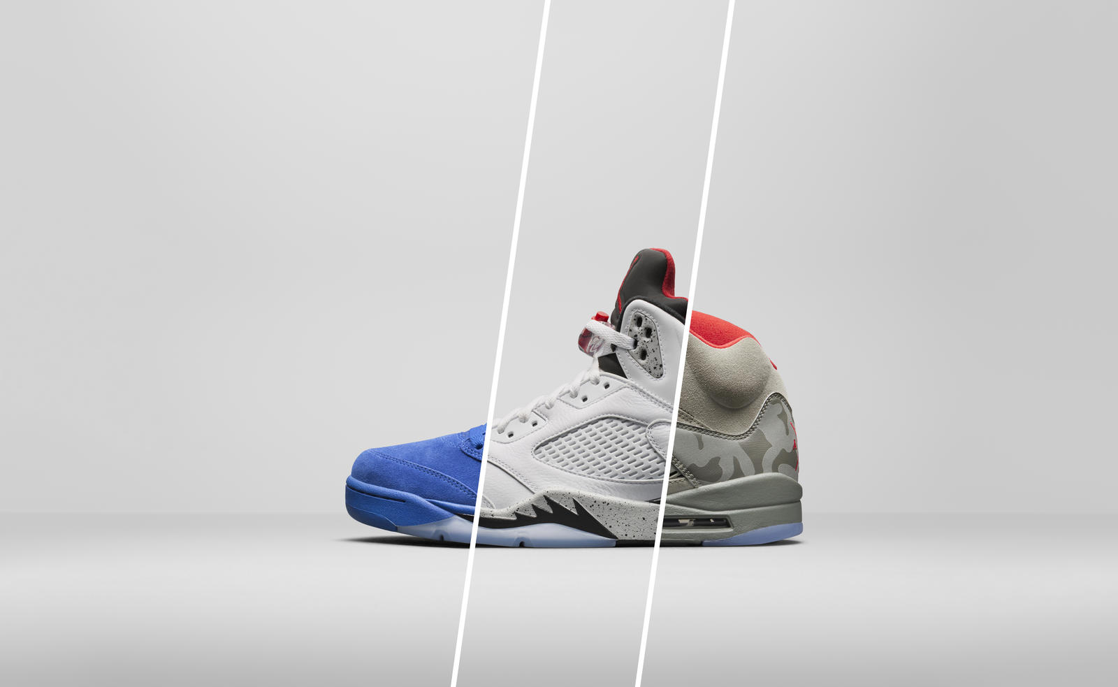 Air Jordan V: Five For Fall 50