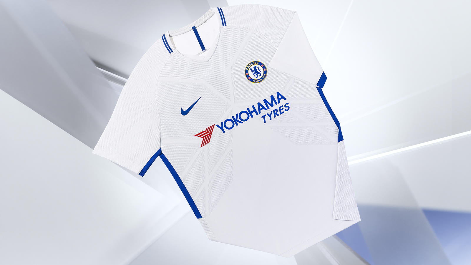 Chelsea Fc And Nike Join Forces To Unveil Home And Away Kits