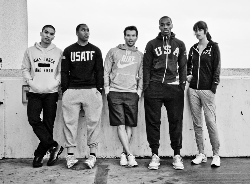 Nike Sportswear Spring 2012 Running Collection