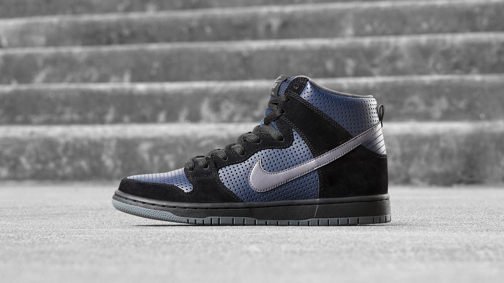 new product 124ef 6afe9 Nike SB Dunk High Pro Gino