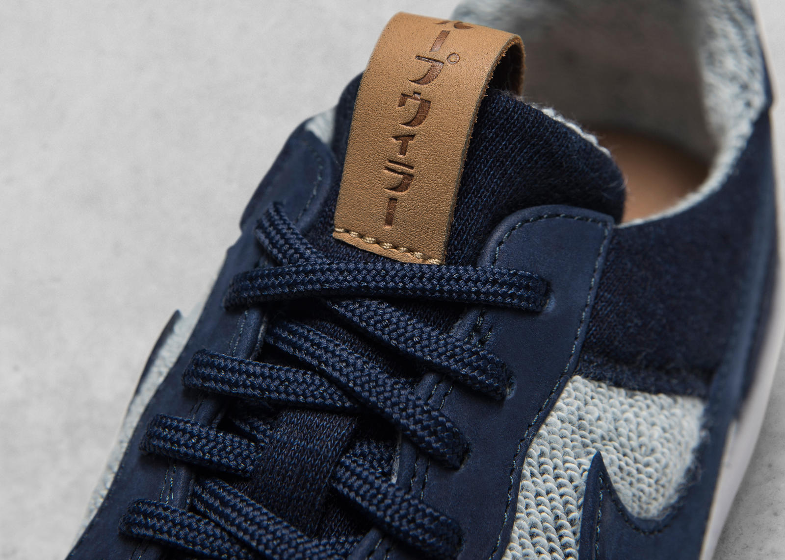NikeLab Collaborates with Loopwheeler on Indigo-Dyed Footwear 3