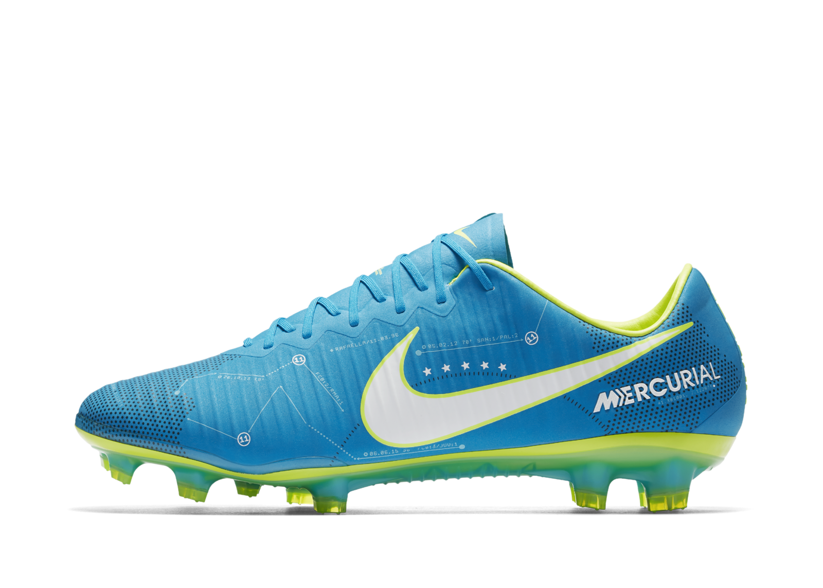 sports shoes 6ac07 10ecd ... Written In The Stars This week, Neymar Jr. will debut his first  signature edition Mercurial Vapor.