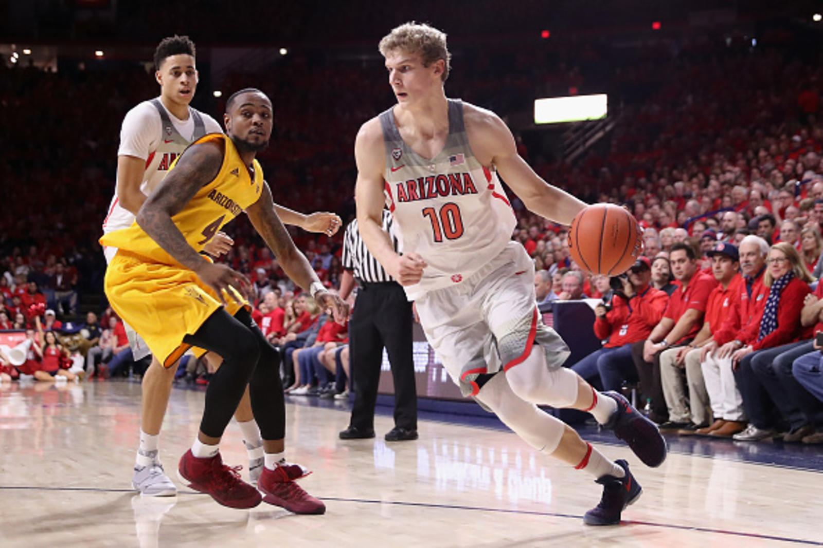 Nike Signs NBA Lottery Pick Lauri Markkanen to Multiyear Endorsement 0