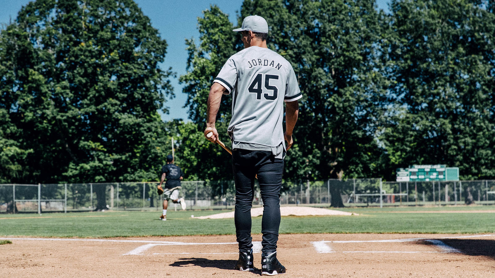 12505d032894 Air Jordan IX Pinnacle Celebrates MJ s Love for Baseball - Nike News