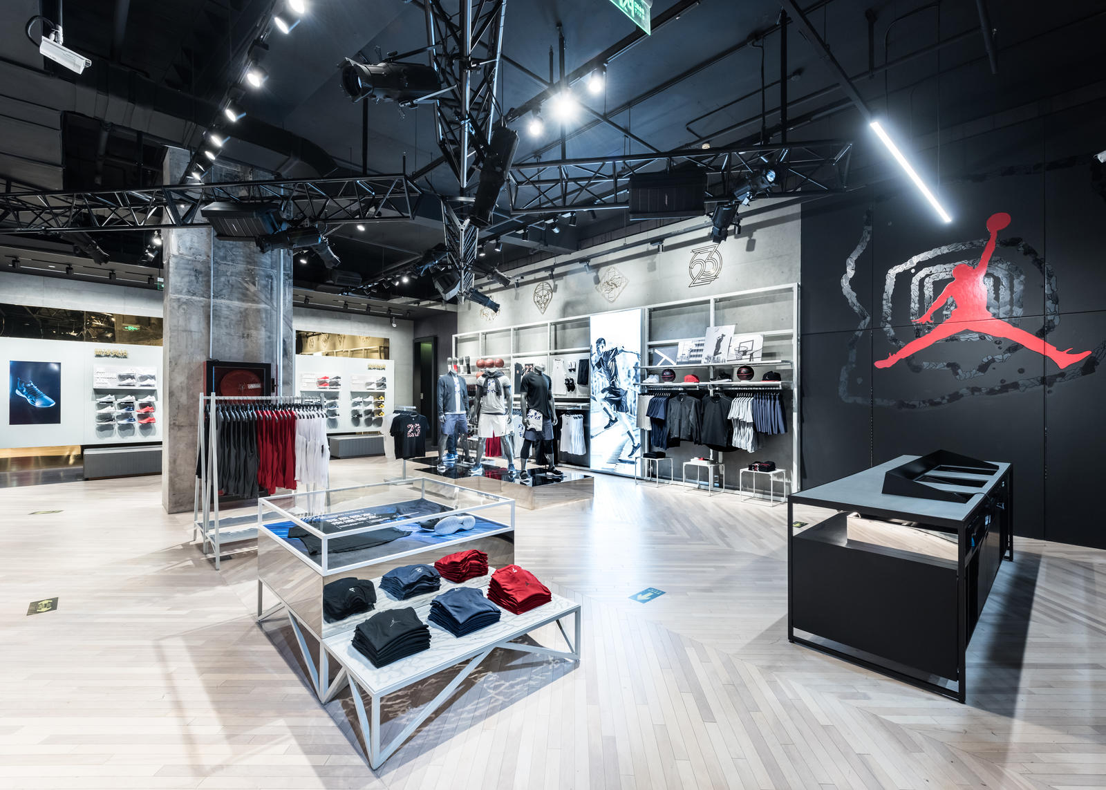 Jordan Brand Celebrates Beijing's Love of the Game with New Jordan 9 Guanghua Store 3