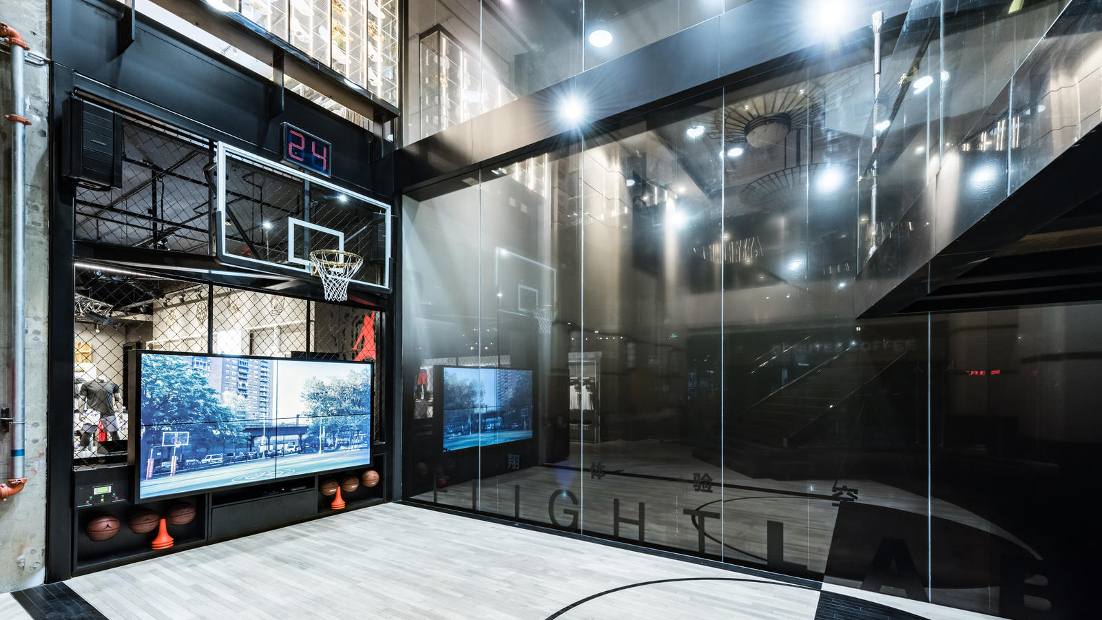 Jordan Brand Celebrates Beijing's Love of the Game with New Jordan 9 Guanghua Store 7
